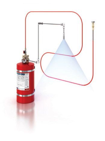Extinguish low pressure ILP